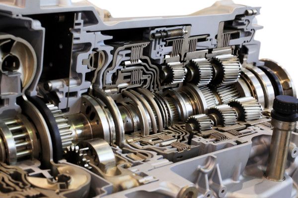 Understanding Different Types Of Industrial Gearboxes And
